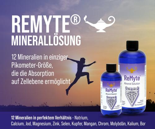 ReMyte - Minerallösung   Dr. Dean´s piko-ionische Multimineral-Lösung - 480ml