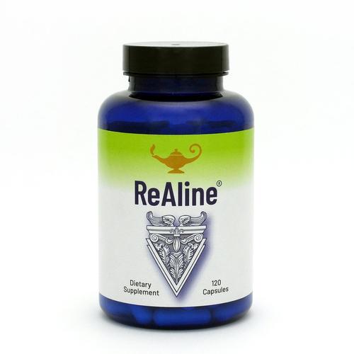 ReAline - B-Vitamine Plus - 120 Kapseln