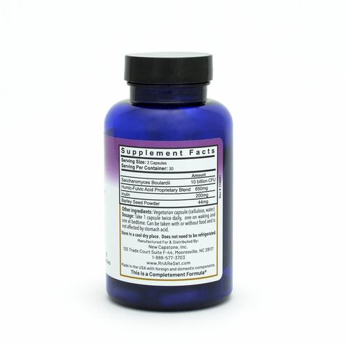 Flora ReVive - Probiotikum mit Torf-Extrakten - Kapseln