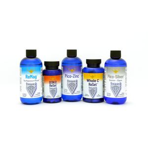 Dr. Dean's Total Body Immunity Bundle - Komplettes Päckchen für Immunität