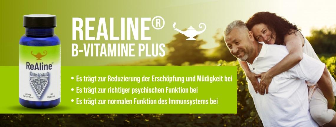 ReAline - B-Vitamine Plus