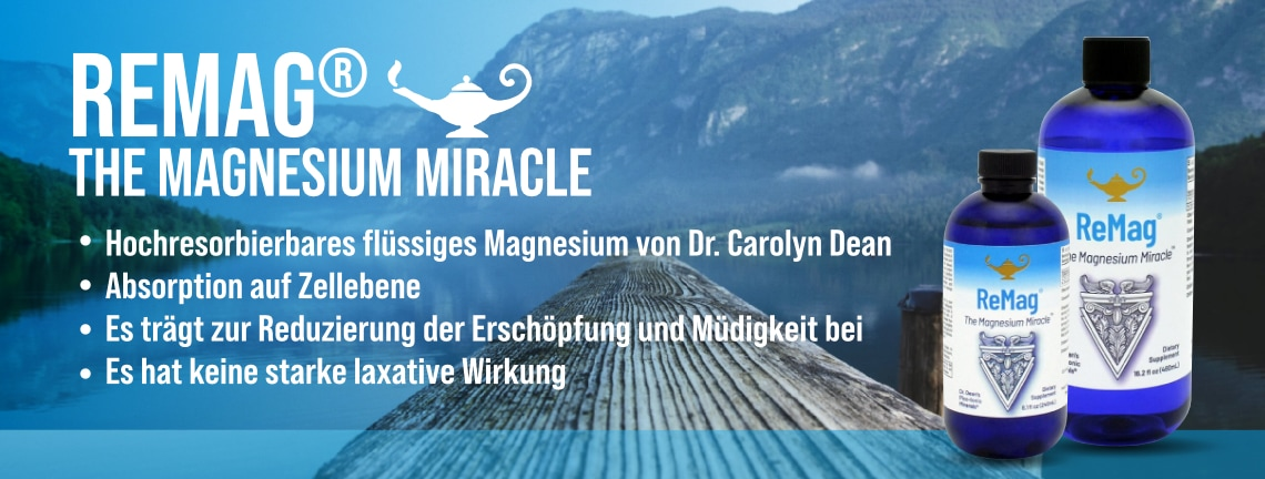 ReMag - The Magnesium Miracle